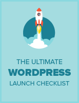 WordPress Launch Checklist