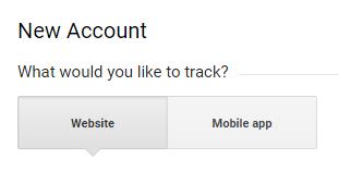 GA track website