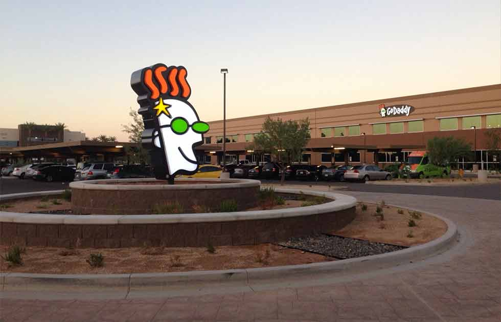 GoDaddy Campus in Tempe Arizona