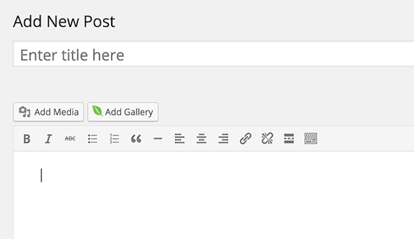 Adding an image gallery in WordPress using Envira Gallery