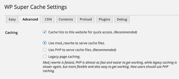 Serving cached files using PHP vs mod_rewrite