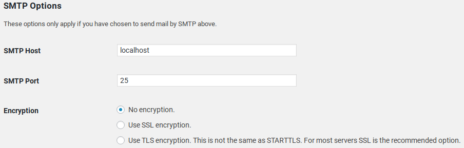 WP Mail SMTP Review - Enter SMTP info