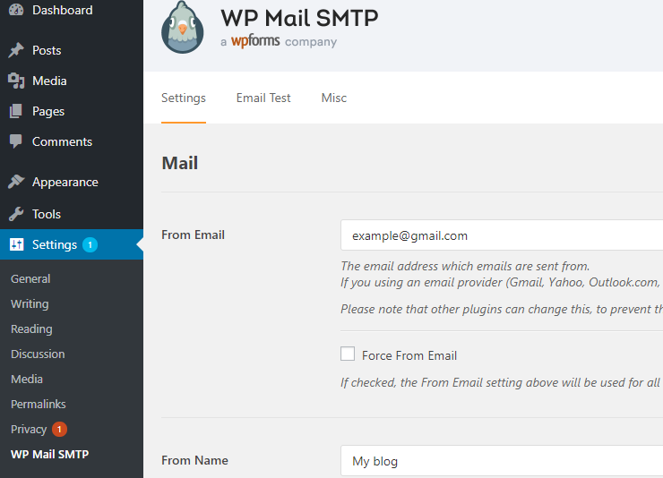wp-mail-smtp-setting