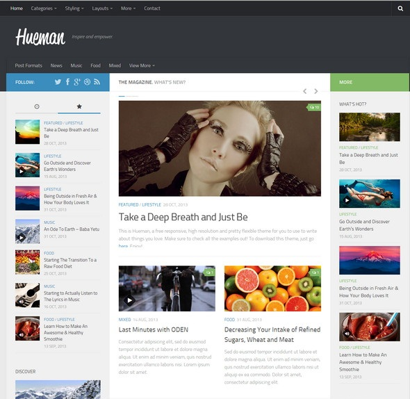 hueman-wordpress-theme-review