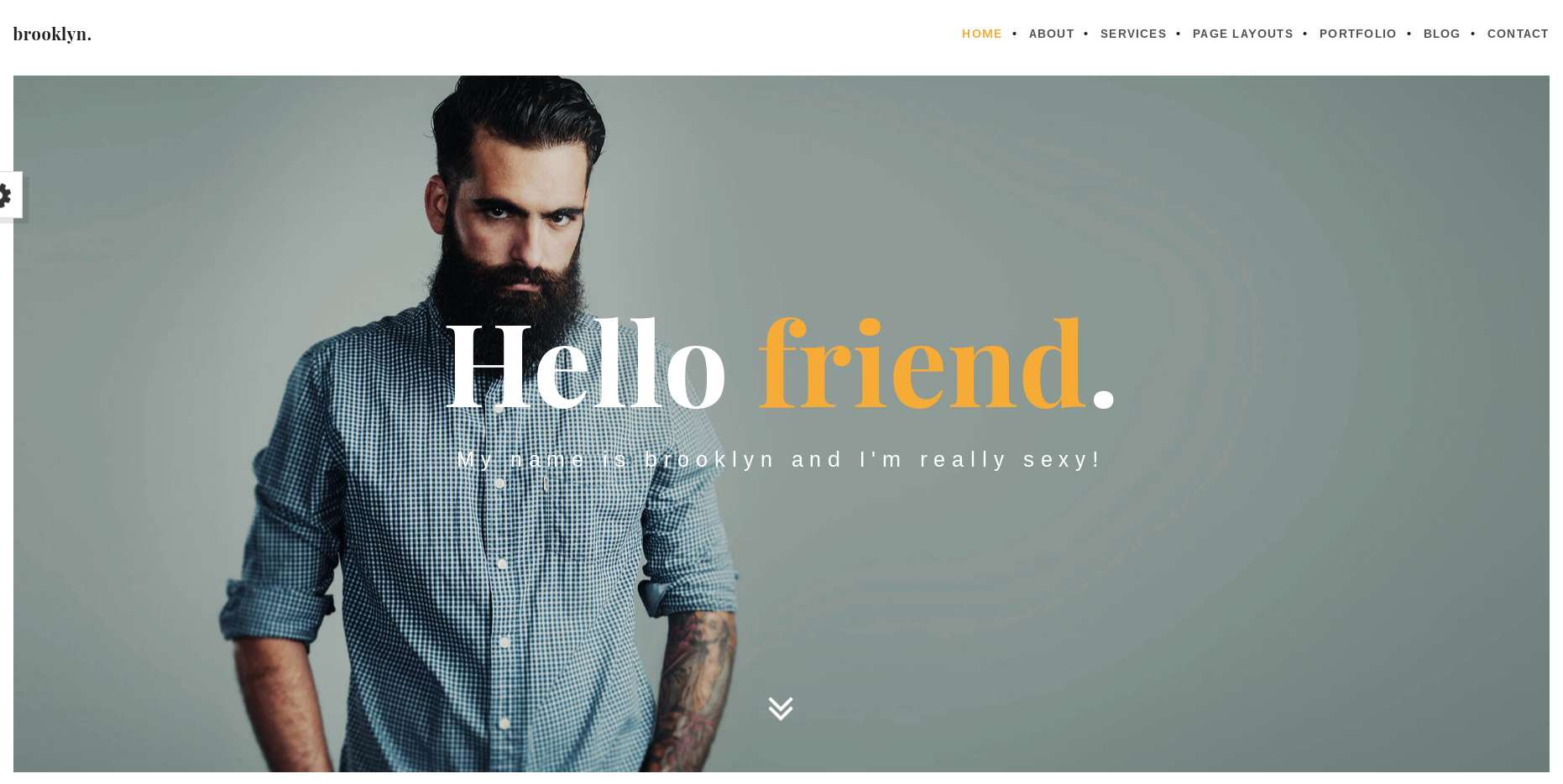 Brooklyn WordPress Theme Review