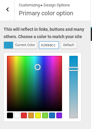 ColorMag Review - color picker