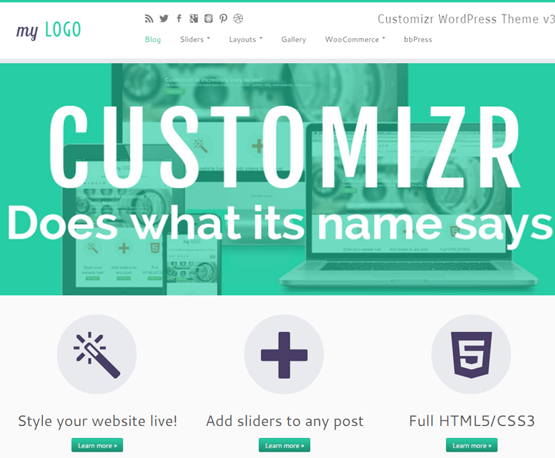 customizr-theme-review