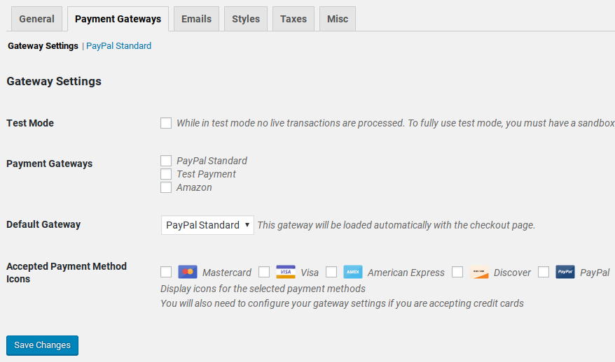 Easy Digital Downloads Review - payments