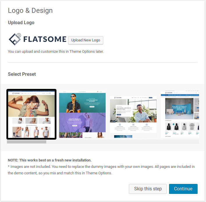 Flatsome Review - logo