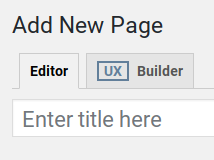 Flatsome Review - ux editor