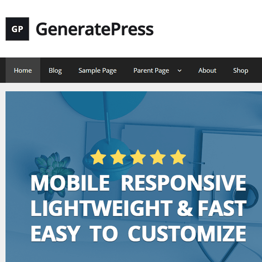 generatepress-wordpress-theme-review-ft