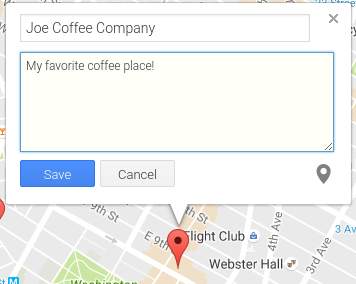 Google Maps Builder Review - title and description