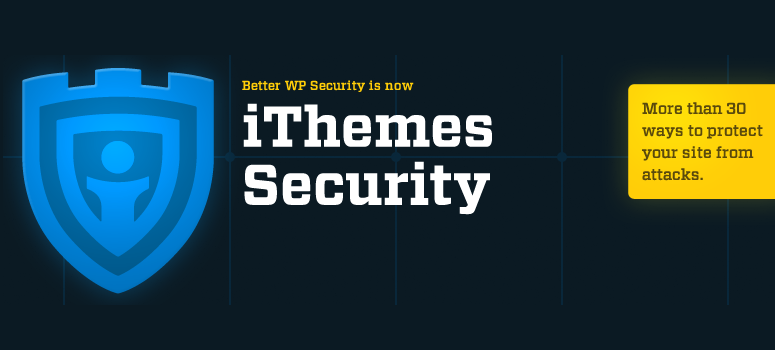 iThemes Security, security plugins