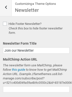 OnePress Review - MailChimp newsletter opt-in