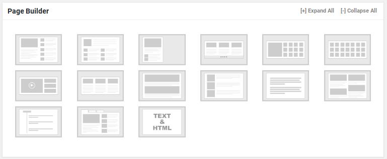 Sahifa İncelemesi - Sayfa oluşturucu şablonları