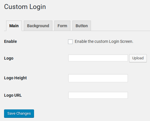 Total Review - custom login