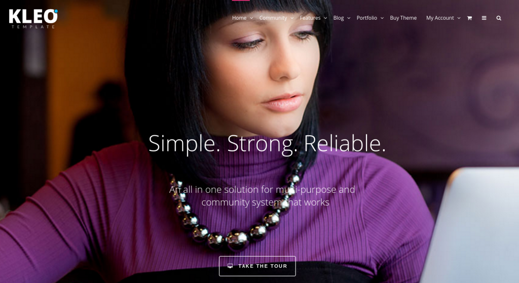 Kleo WordPress Theme Review