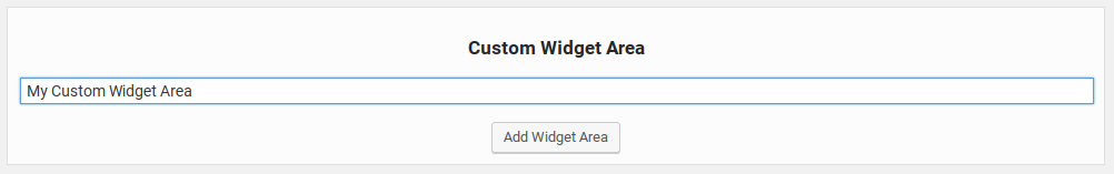 Stockholm Review - create custom widget
