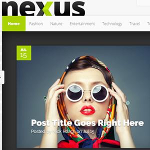 nexus theme featured