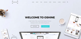 Oshine-Theme-Review