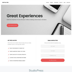 studiopress digital pro featured