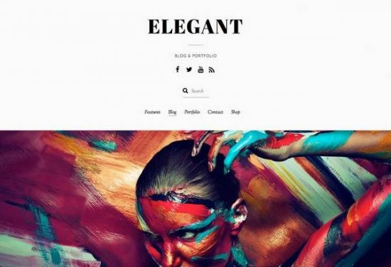 Themify Elegant Review