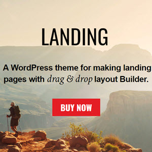 Themify Landing featured