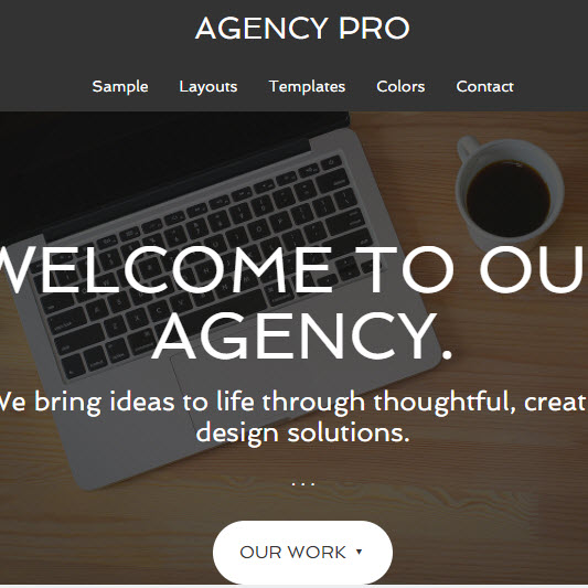 agency pro- featured