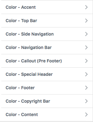 Highend Color Customization