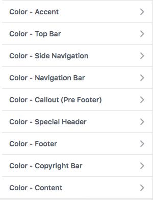 Highend Color Customization