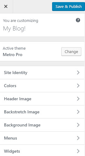 Studiopress metro pro review from our experts metro pro customize voltagebd Choice Image