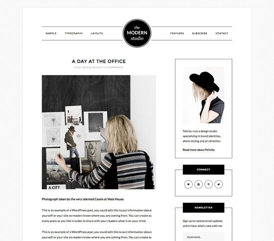 studiopress modern studio pro review