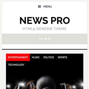 StudioPress News Pro Review Thumbnail