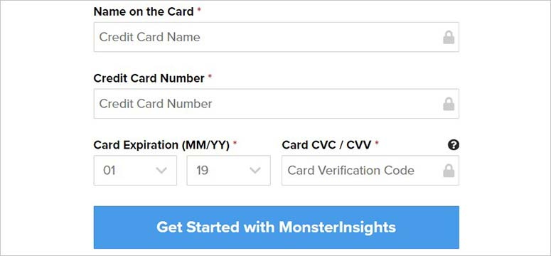 Get started with MonsterInsights