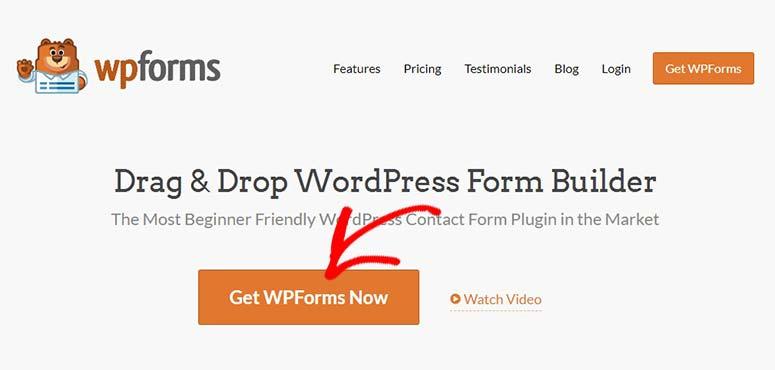 Get WPForms