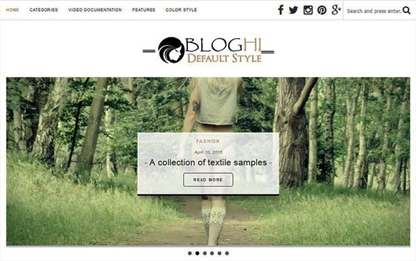 Bloghi Review