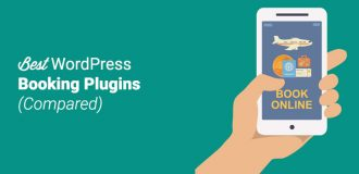best WordPress booking plugins compared