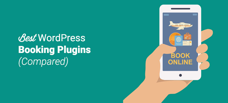 7 Best WordPress Booking Plugins Compared (2019)