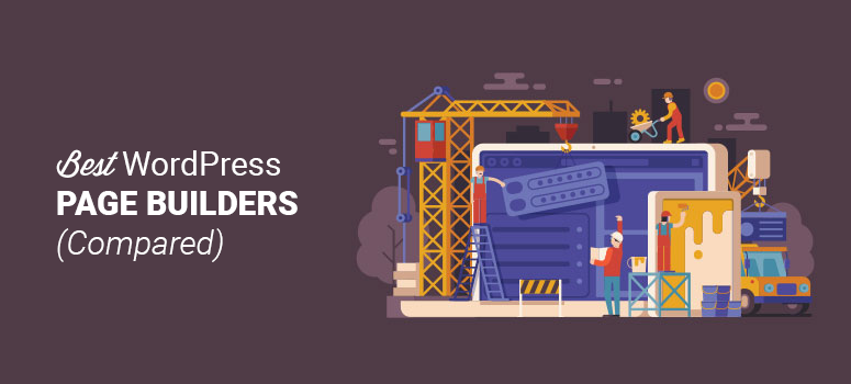 best wordpress page builders compared