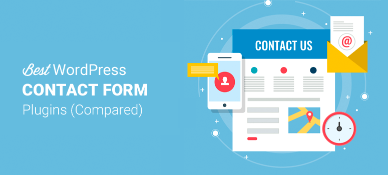 Best Free Contact Form WordPress 2019 17 Best Form Plugins for WordPress in 2019 (Most Are Free!)