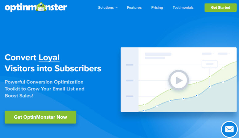 OptinMonster, lead generation, marketing tool, email list building