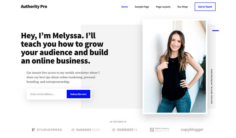 The Best and Most Popular WordPress Themes of 2019 (UPDATED)