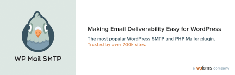 best wordpress SMTP plugin