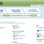iPage WordPress install