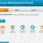 Web Hosting Hub AMP