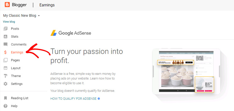 add-adsense-on-blogger