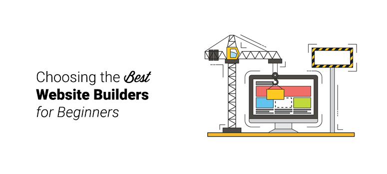 10 Best Website Builders for Beginners Compared (2018)