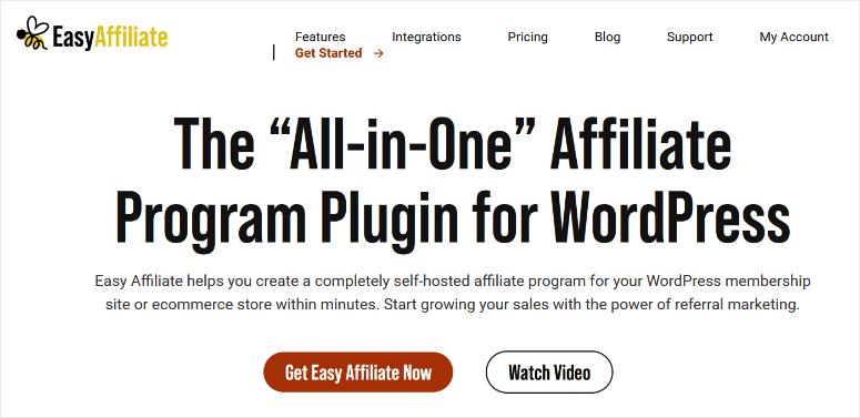 easy affiliate wordpress plugin