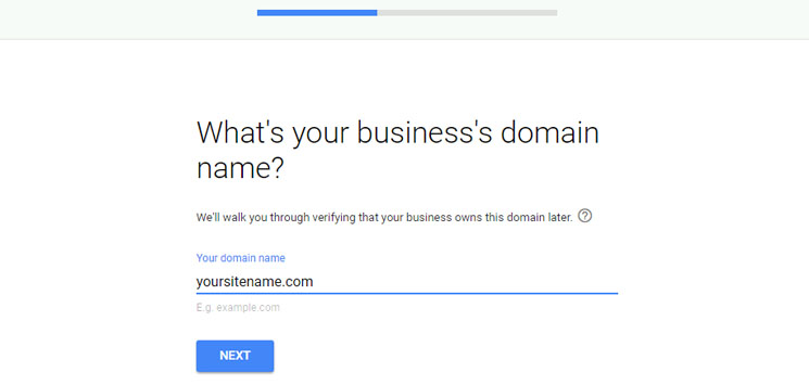 enter-business-domain-name