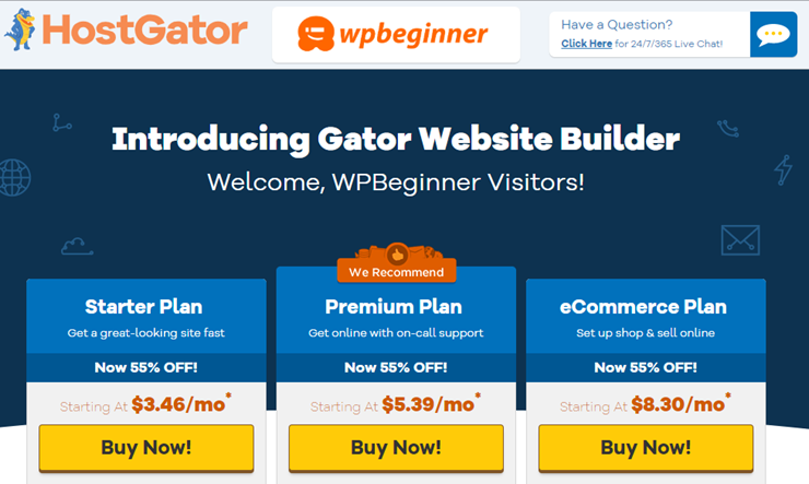 10 Best Website Builders for Beginners Compared (2019)